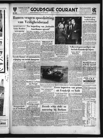 Goudsche Courant 1960-05-19