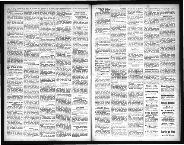 Schoonhovensche Courant 1927-09-12