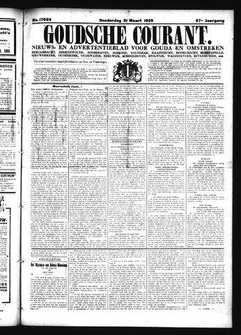 Goudsche Courant 1929-03-21
