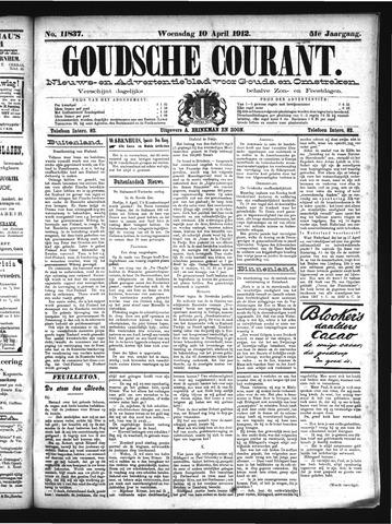Goudsche Courant 1912-04-10