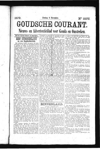 Goudsche Courant 1879-11-09