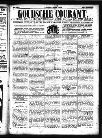 Goudsche Courant 1926-04-09