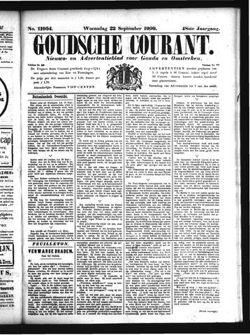 Goudsche Courant 1909-09-22
