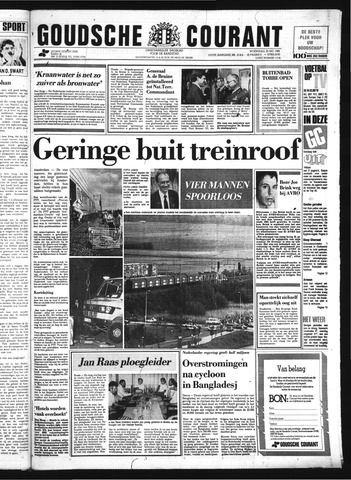 Goudsche Courant 1985-05-29
