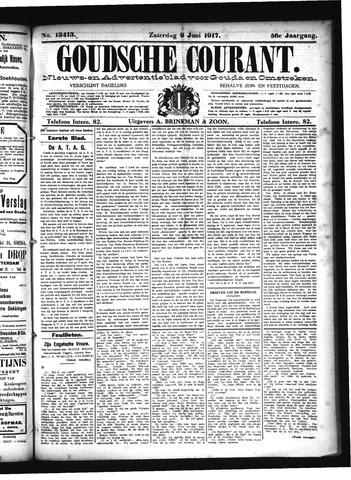 Goudsche Courant 1917-06-09