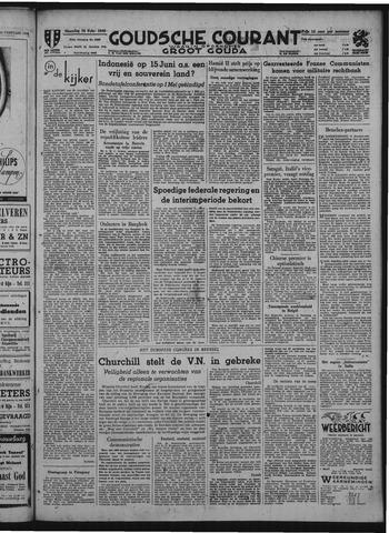 Goudsche Courant 1949-02-28