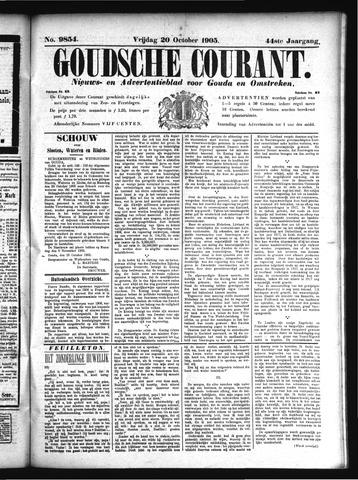 Goudsche Courant 1905-10-20