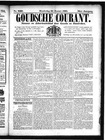 Goudsche Courant 1895-01-24