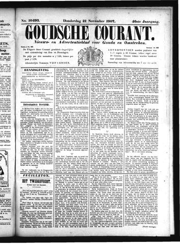 Goudsche Courant 1907-11-21