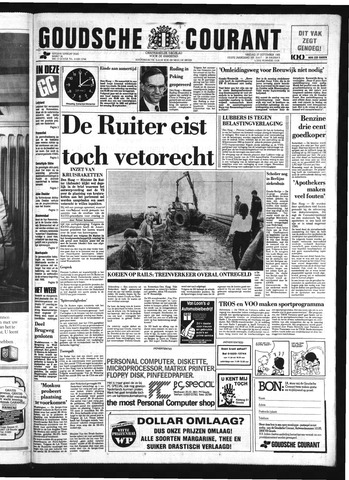 Goudsche Courant 1985-09-27