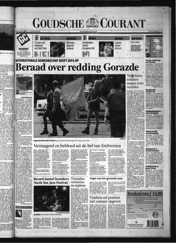 Goudsche Courant 1995-07-17