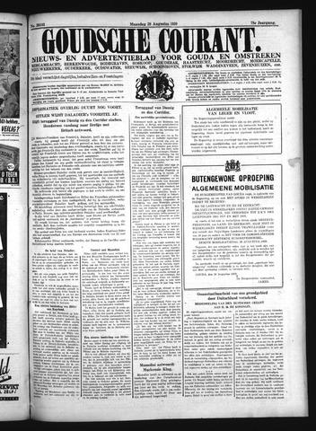 Goudsche Courant 1939-08-28