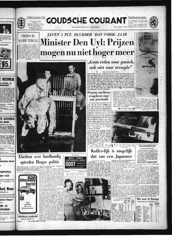 Goudsche Courant 1965-08-27