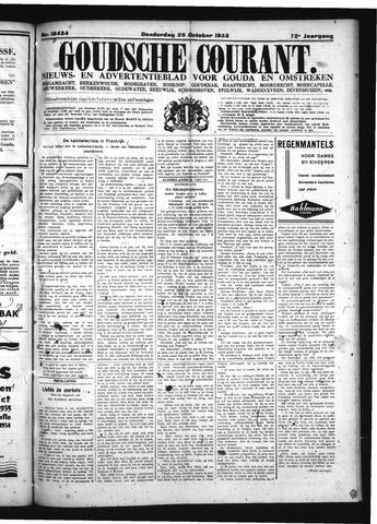 Goudsche Courant 1933-10-26