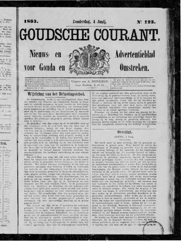 Goudsche Courant 1863-06-04