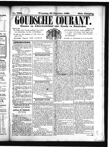 Goudsche Courant 1899-09-20
