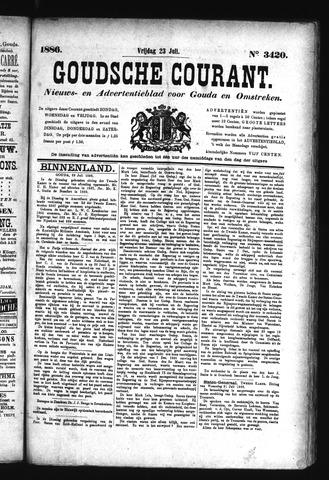 Goudsche Courant 1886-07-23