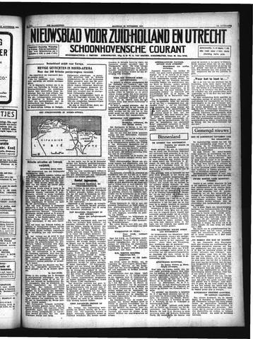 Schoonhovensche Courant 1941-11-24