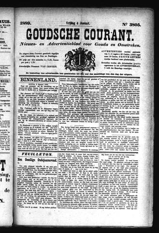 Goudsche Courant 1889-01-04