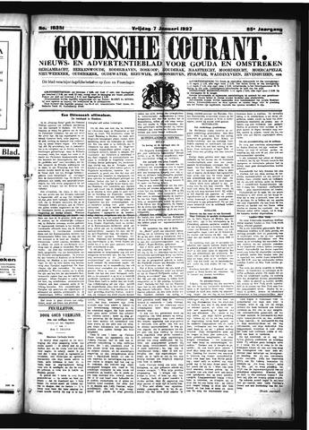 Goudsche Courant 1927-01-07