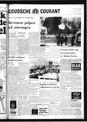 Goudsche Courant 1969-04-09