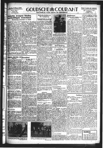 Goudsche Courant 1944-03-14