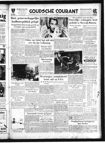 Goudsche Courant 1958-07-12