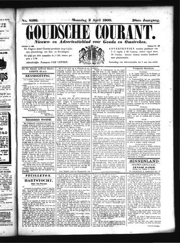 Goudsche Courant 1900-04-02