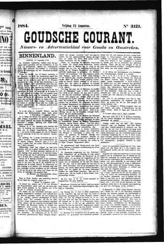 Goudsche Courant 1884-08-22