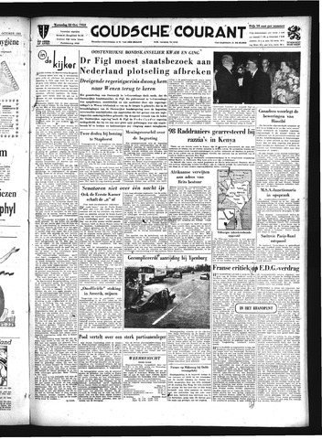 Goudsche Courant 1952-10-22