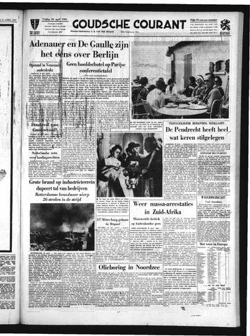 Goudsche Courant 1960-04-22