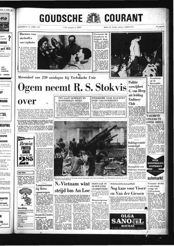 Goudsche Courant 1972-04-13
