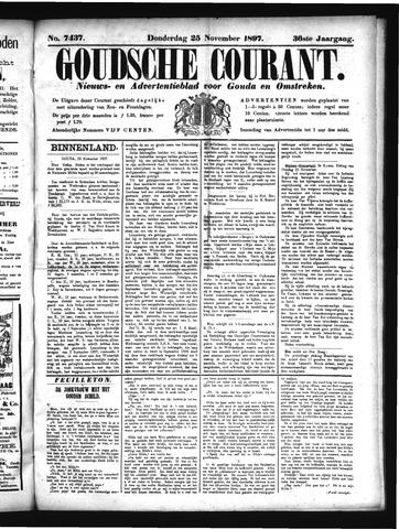 Goudsche Courant 1897-11-25