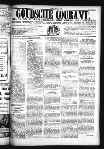 Goudsche Courant 1938-04-29