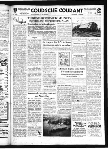 Goudsche Courant 1950-08-24