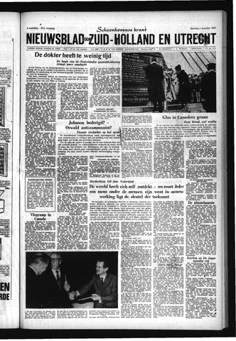 Schoonhovensche Courant 1963-12-02