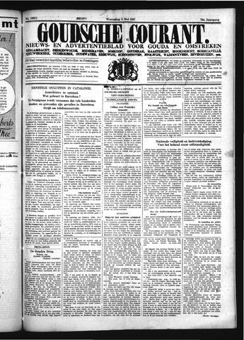 Goudsche Courant 1937-05-05