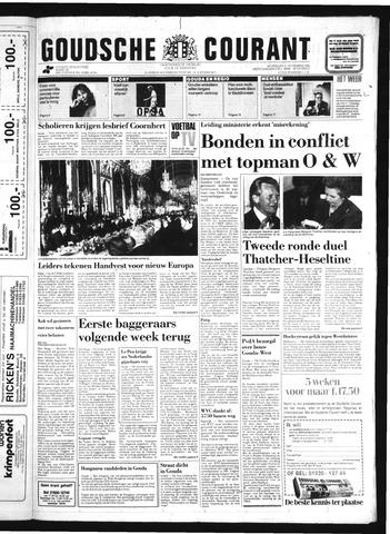 Goudsche Courant 1990-11-21
