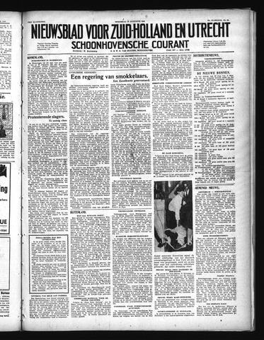 Schoonhovensche Courant 1948-08-18