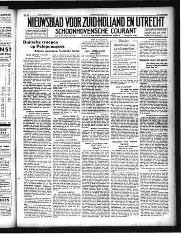 Schoonhovensche Courant 1941-04-28