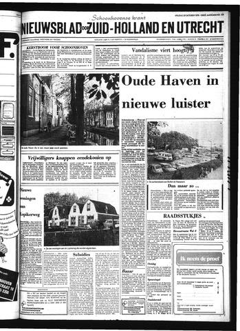 Schoonhovensche Courant 1978-10-20