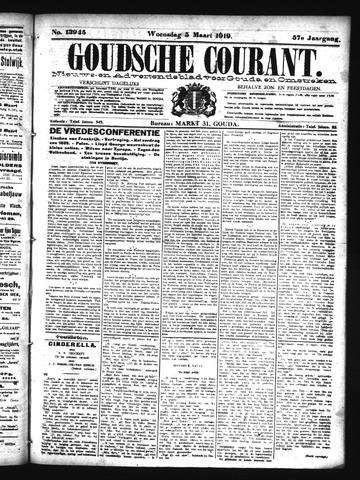 Goudsche Courant 1919-03-05