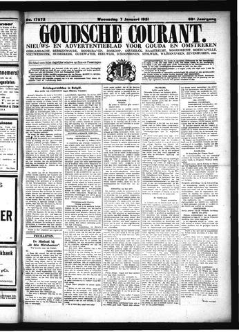 Goudsche Courant 1931-01-07