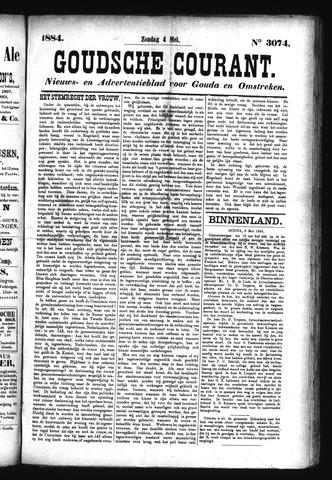 Goudsche Courant 1884-05-04