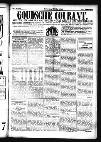 Goudsche Courant 1927-05-21