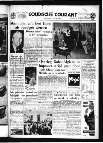 Goudsche Courant 1963-10-18