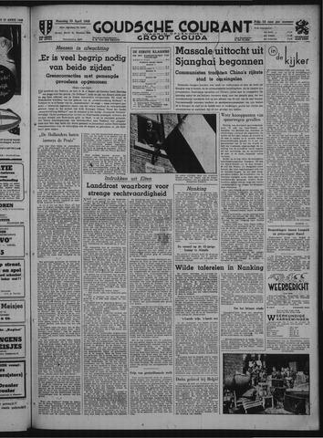 Goudsche Courant 1949-04-25