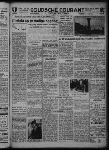 Goudsche Courant 1948-04-06
