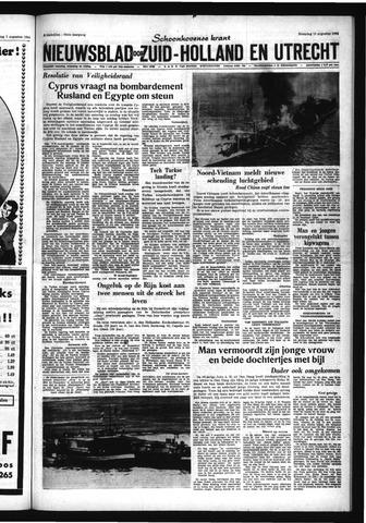 Schoonhovensche Courant 1964-08-10