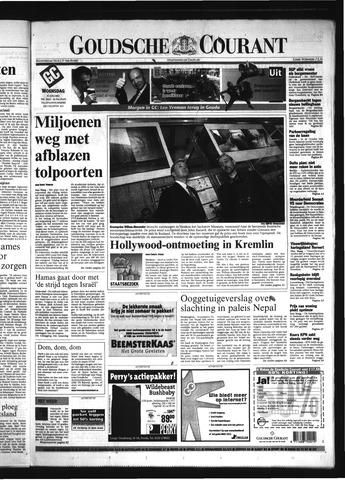 Goudsche Courant 2001-06-06